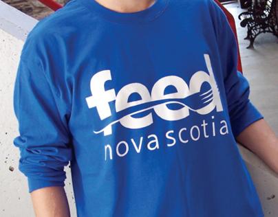 Feed Nova Scotia Branding