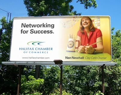 Halifax Chamber Identity