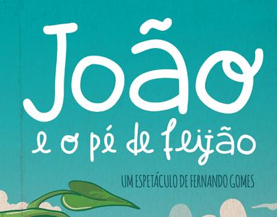 CDV | João e o Pé de Feijão