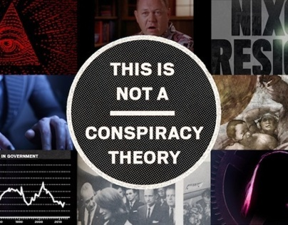 This is Not a Conspiracy Theory Episode 1