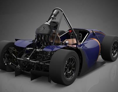 Formula SAE - BGR 2013