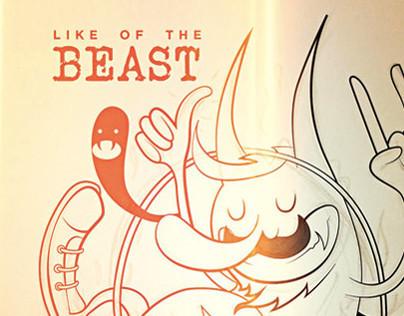 LIKE OF THE BEAST