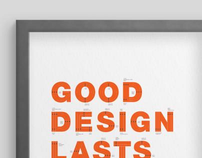 Massimo Typeface: Tribute to Massimo Vignelli