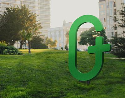 打開綠生活 - 視覺識別 提案 OPEN GREEN - Visual Identity Proposal