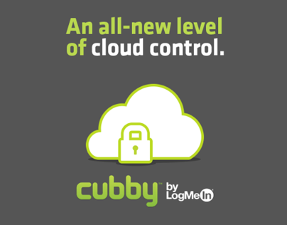 Cubby Enterprise Launch B2B Campaign