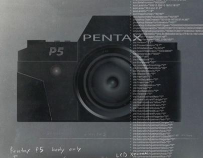 Evocative Object - Pentax P5