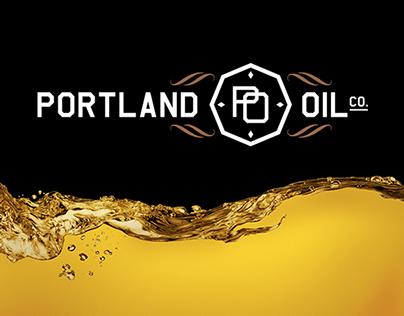 Portland Oil Corporate Branding