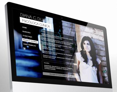 Website Diana G. Duarte