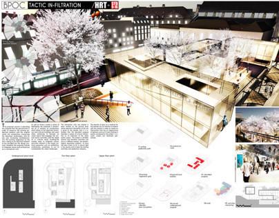 Basel Pavilion of Culture, competition