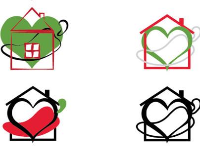 Chilis (Raleigh) Heart of House T-Shirt Logo Design