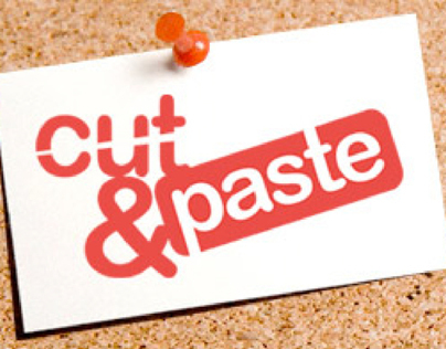 Design MagAd. Cutandpaste