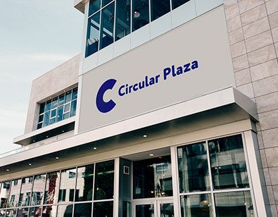 """""""Circular Plaza"""" Identity and Brand Guidelines"""