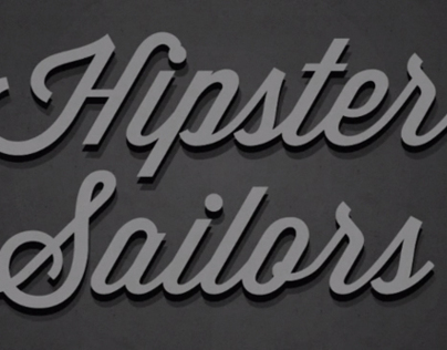 Hipster Sailors Animation