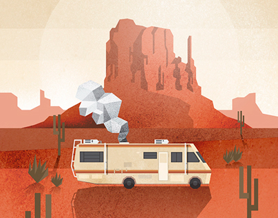 Breaking Bad - Caravana