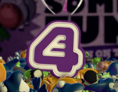 E4 E-sting entry