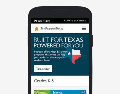 Pearson – Texas