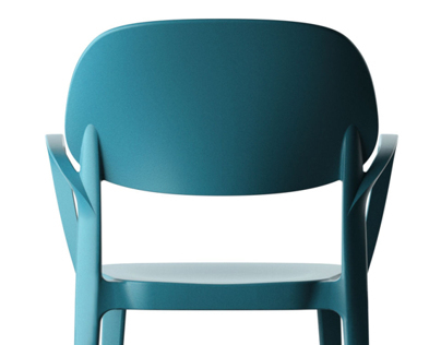 Amy_stackable chair