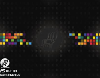 Desgin Logo Wallpaper. Zeus Martin Full HD 1080p
