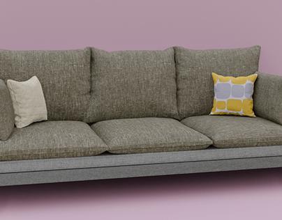 Couch/ Sofa 3D Design