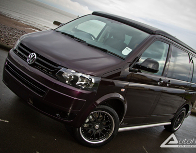 Latest VW T5 Campervan Conversion from Autohaus