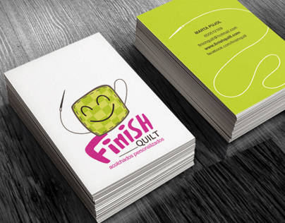 Logo+business card