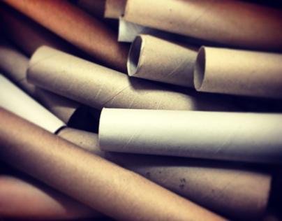 Rouleaux de papiers
