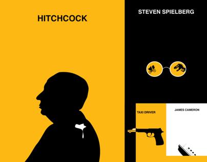 Minimalist Movie Art (PVR Pitch)
