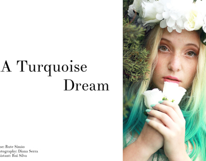 A Turquoise Dream