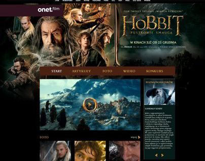 Hobbit for Onet.pl