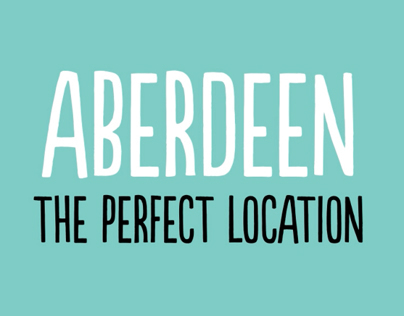 Aberdeen: The Perfect Location Animation