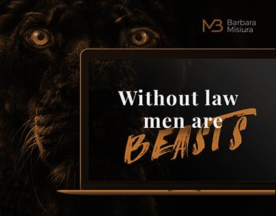 MB | Lawyer Website