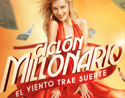 Ciclón Millonario / Casino Enjoy / Dittborn&Unzueta