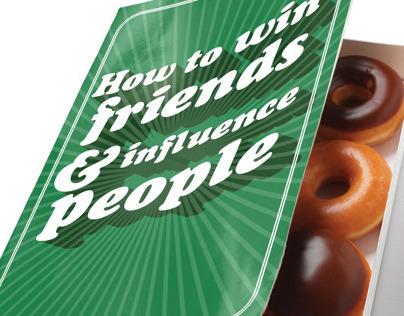 Krispy Kreme Book Posters