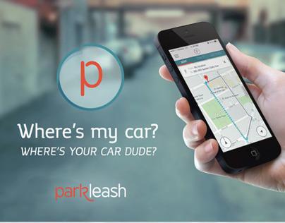 ParkLeash App