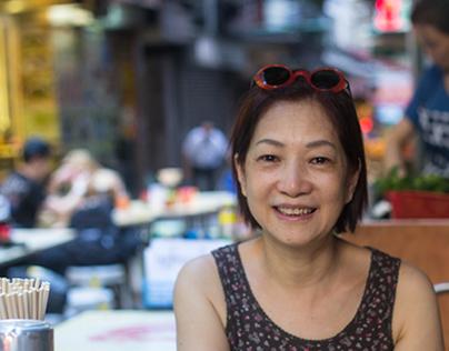 Mrs. Chan 四嫂