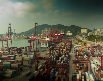 Kwai Chung Container Port