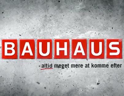 Videoredigering for Bauhaus