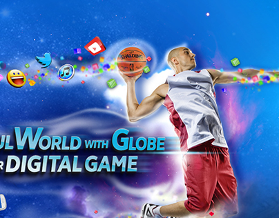 Wonderful World with Globe - Play Your Digital Game