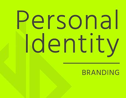 J d . S   Personal Identity   Branding