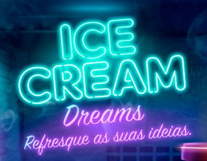 Wallpaper-Ice Cream Dreams