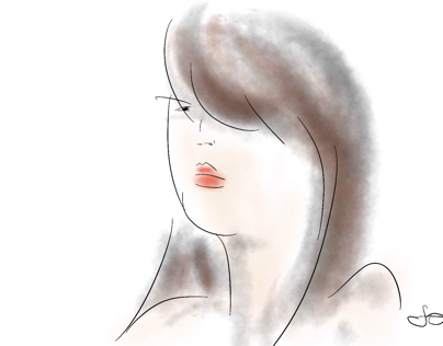 Livedrawing 'The Voice Belgium'