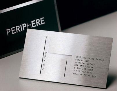 Periphere / Branding