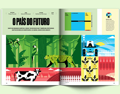 O país do futuro (Galileu Magazine)