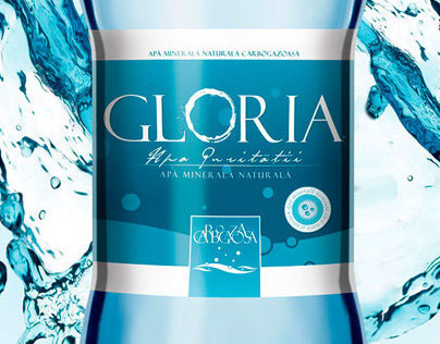 Gloria Mineral Water