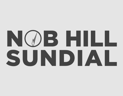 Nob Hill Sundial