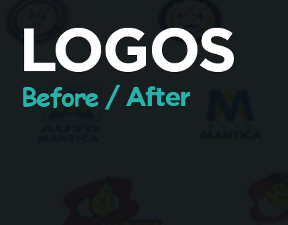 LOGOS - Before / After