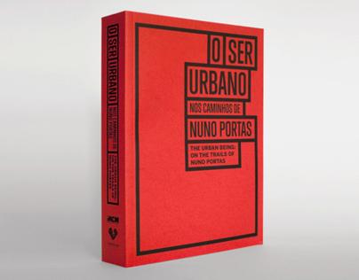 The Urban Being – Book design