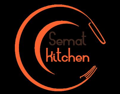 Semat Kitchen Logo Prototypes