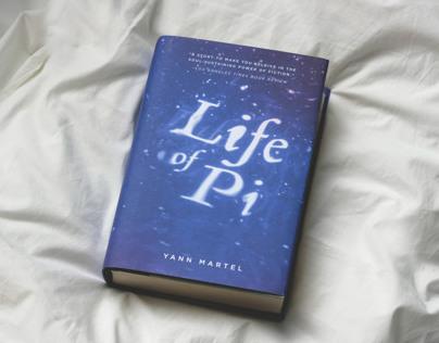 Life of Pi | Book Cover Design