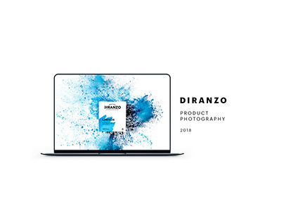 DIRANZO · Product Photography